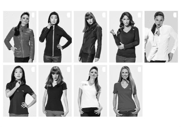 Женская одежда BMW M Collection 13/14