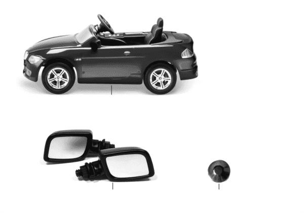 Зап.части BMW — Кабриолет M6 педальн.