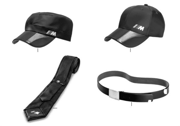 BMW M Collection- аксессуары для одежды