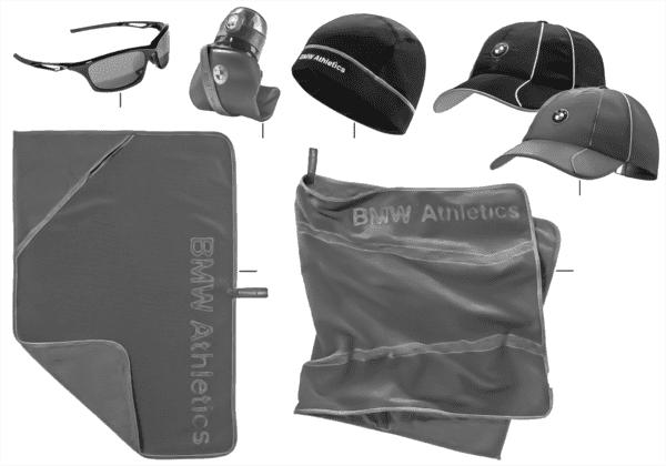 BMW Athletics — Аксессуары