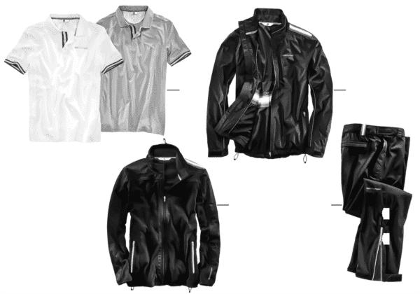 BMW Golfsport — Мужская одежда 2015/17