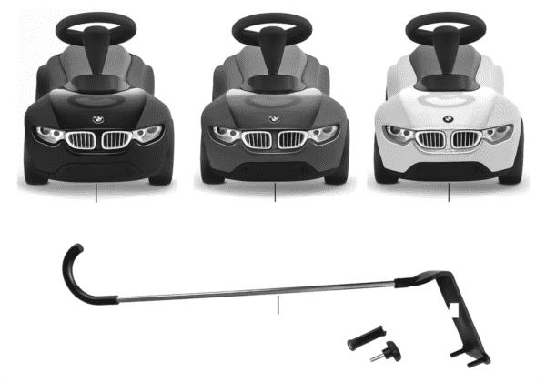 Запасные части BMW - Baby Racer III