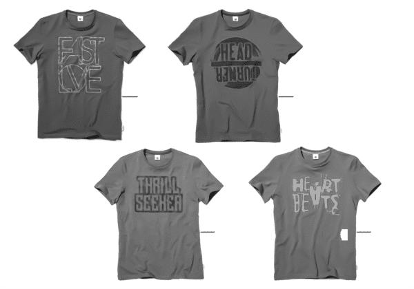 BMW Collection - 1-я серия футболок