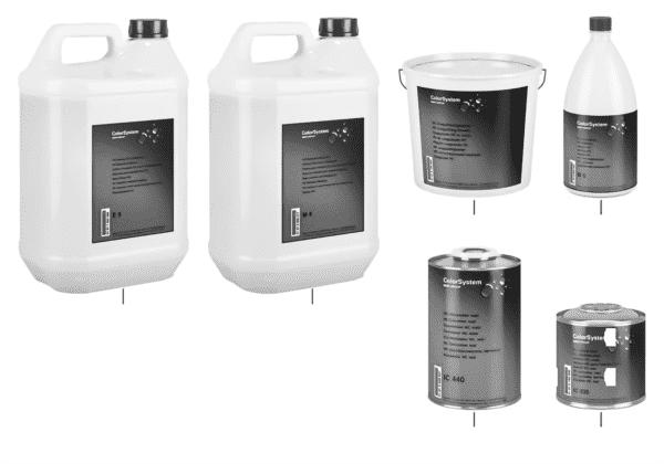 Доп.материалы для системы HydroColor