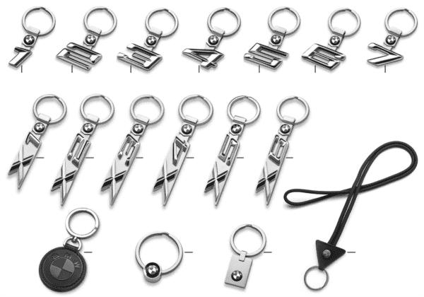 BMW Collection - брелоки д.ключей 18/20