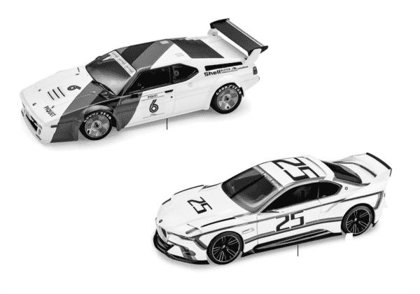 BMW миниатюрные модели - 2018/2020