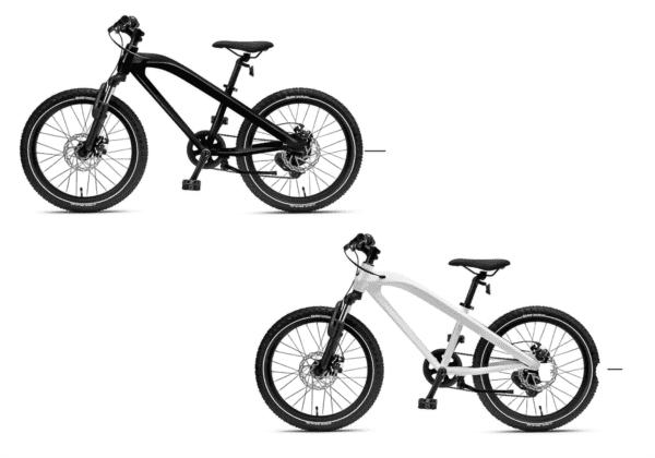 "BMW Bikes - Junior Cruise Bike 20"" 18/20"