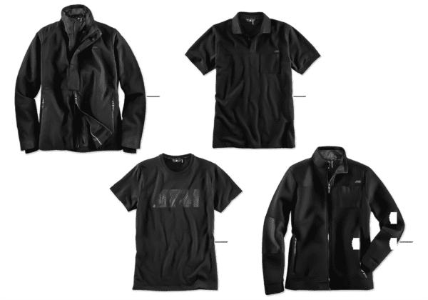BMW M Collection — Мужская одежда 16-18