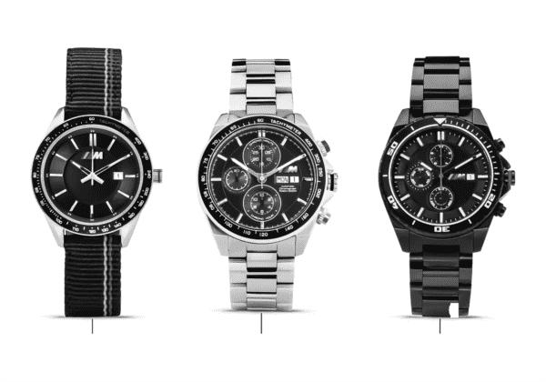 BMW M Collection — часы 16-18