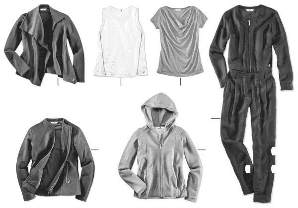 BMW i Collection — Женская одежда 16-18