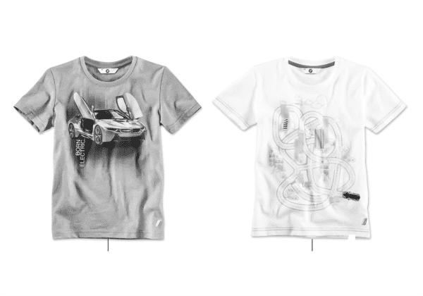 BMW i Coll. — Детская одежда 16-18