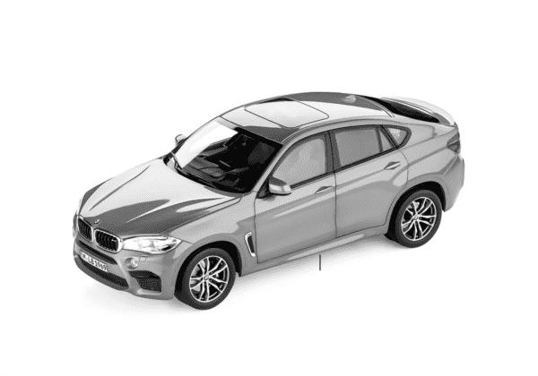 BMW Miniaturen — X6 Serie 16-18