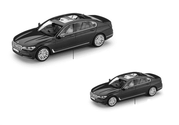 BMW мини-модели — 7ая серия 16-18