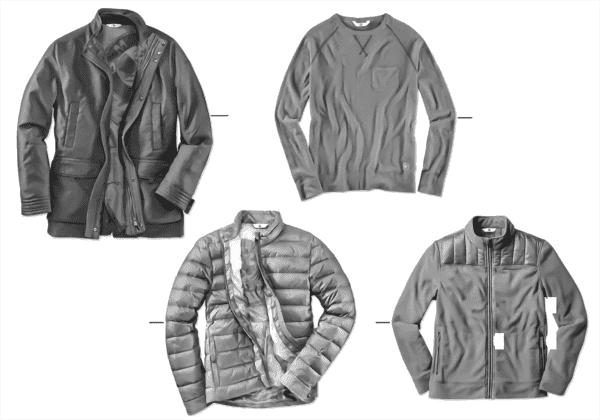 BMW Coll. Мужские куртки/свитера 16-18
