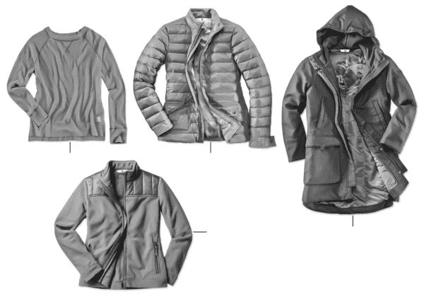 BMW Coll. Женские куртки/свитера 16-18