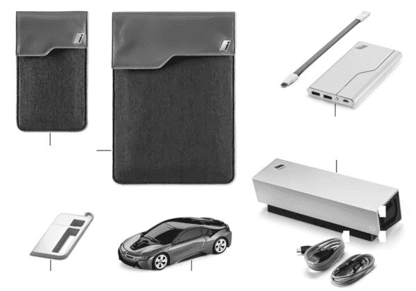 BMW i Collection- ПК/моб.т.принадл.16-18