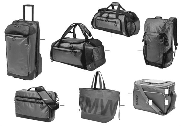 BMW Active багаж 17/19
