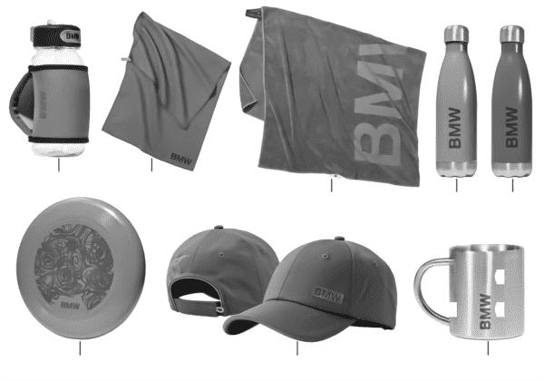 BMW Active - аксессуары 17/19