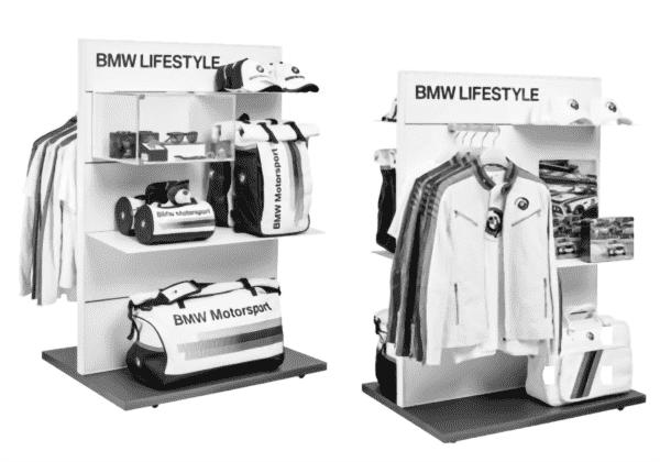 BMWMotorsport MobileShopwand V1/V2 17/19