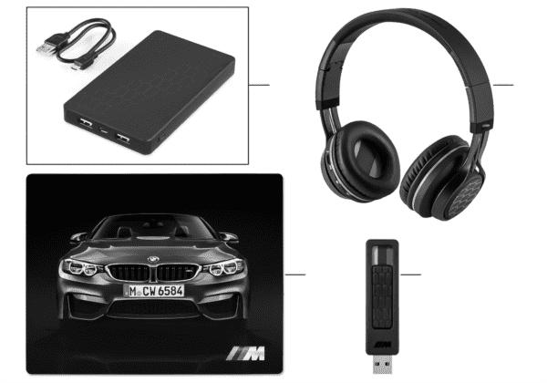 BMW M Collection - M fuer PC und Handy