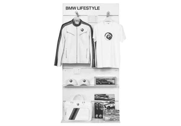 BMW M Sport Heritage - стена для през.