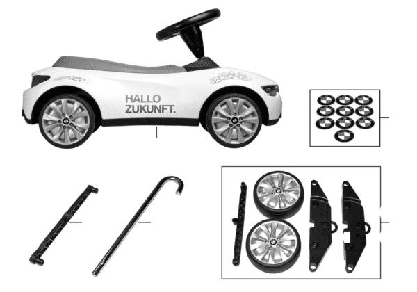 BMW запасные части - BBR III 2413777