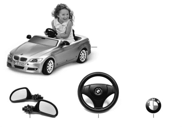 Зап.части BMW - Кабриолет 3-й серии 6 В