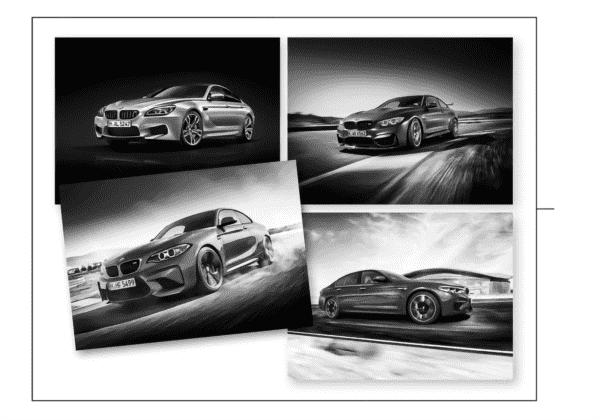 BMW M Collection - к-т постеров 18/20