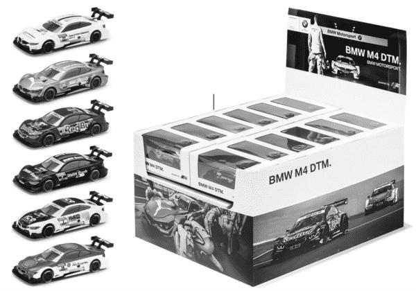 BMW миниатюрные модели-DM4 DTM 2016/2018