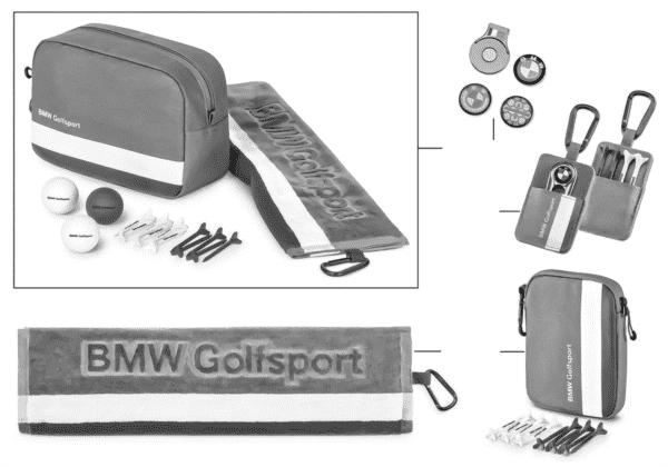 BMW Golfsport Accessoires 19/21