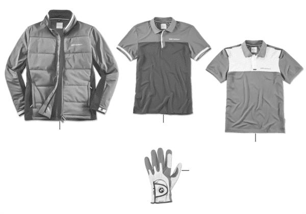 BMW Golfsport Herrenbekleidung 19/21