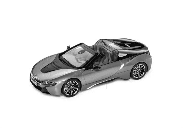 BMW Miniaturen - i8 Roadster 1:43